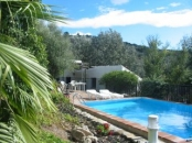 Molino Balastrera - A private pool and patio set in your own garden