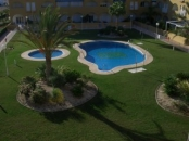 Apartment 13, San Juan de Los Terreros - Communal Pools & Garden