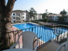 Central apartment with shared Pool (Costa Brava-Calella de Palafrugell) - View from the terrace