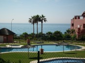 Apartment in Torrox Costa - Pool and sea view