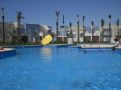 Penthouse in Natural Park 900 mts. from the beach - Swimming pool (Highest pool area-units ratio)