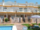 Golf Holiday In Spain - Front of House - also close to one of the communal pools