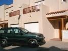 Townhouse-Marina Botafoc, Ibiza - The front of the house