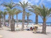Golden Beach - Blue flag 'Arenal' beach