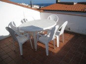 Duplex for 8 people,20 m. from the Beach ( Costa Brava- Calella de Palafrugell) -