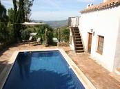 Attico - Pool area...