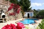 Finca Almencino with private pool - private pool